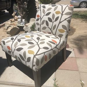 Brand New Contemporary Style Accent Chair for Sale in Fowler, CA