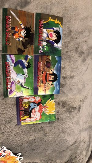 DragonBall Z Cards And Stickers for Sale in Saratoga Springs, UT
