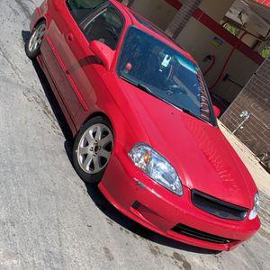 1999 Honda Civic Ex for Sale in Gainesville, GA