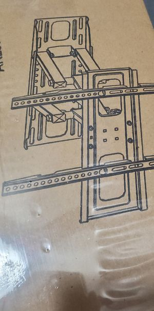 Articulating full motion TV wall mount 23 to 65 inch ... new in box for Sale in Plano, TX