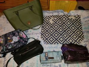 Purses and bags for Sale in Fort Worth, TX