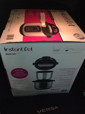 Instant pot cooker for Sale in Alhambra, CA