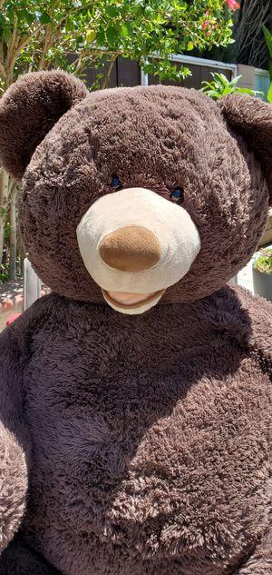 Huge Teddy Bear 🧸/ Osito de peluche grandote for Sale in Cypress, CA