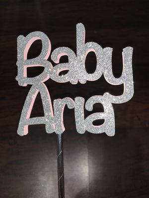 Customizable Cake Toppers, Banners, Cupcake Toppers for Sale in Long Beach, CA