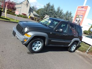 2005 Jeep Liberty for Sale in Cornelius, OR