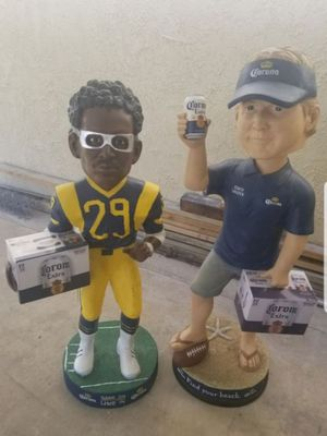 2 Bobbleheads $500 for Sale in Downey, CA
