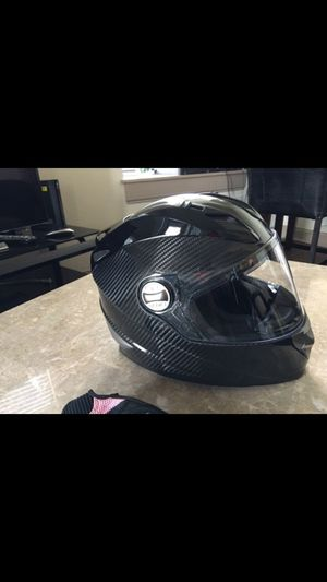 Sedici Strada Carbon motorcycle helmet for Sale in Chicago, IL