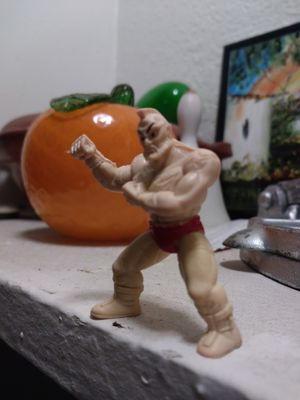 Street Fighter World Warriors Mini Action Figure VTG Collectible for Sale in Commerce, CA