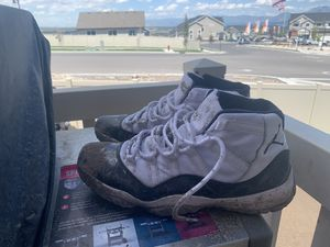 Dead stock Jordan 11 concords size 12 for Sale in Herriman, UT
