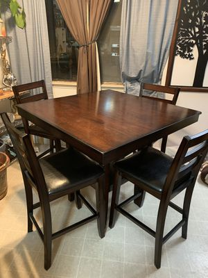 Dining room table and 4 chairs SOLD for Sale in San Luis Obispo, CA