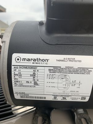 Air compressor motor for Sale in Manteca, CA