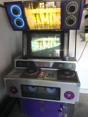 Beat mania DJ arcade game for Sale in Gardena, CA