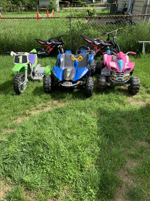 Power wheels for Sale in Groveport, OH