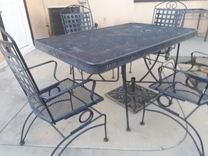 Patios set for Sale in San Bernardino, CA