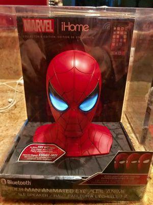 Marvel Spider Man Bluetooth Speaker for Sale in Chesapeake, VA