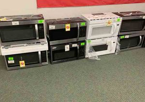 BRAND NEW OVERHEAD MICROWAVES WITH WARRANTY VUT for Sale in Norwalk, CA