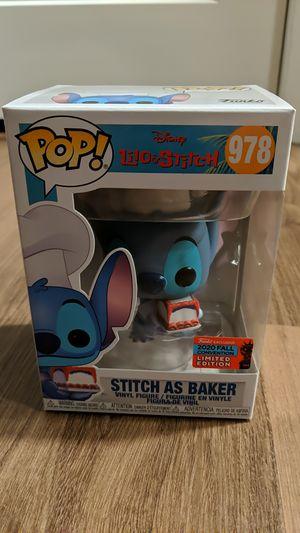 Stitch as Baker Funko Pop for Sale in Upper Gwynedd, PA