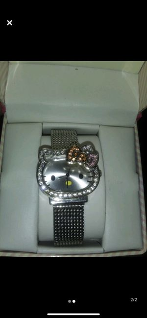 Hello kitty watch for Sale in Monico, WI