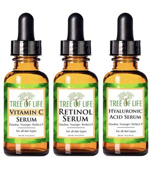Anti aging 3 pack of facial oils for Sale in Ashland, OR