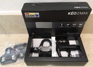 New Look Keo 2 Max 8-12 Nm Road Bike Pedals for Sale in Coral Gables, FL