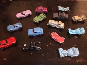 Vintage 1930 Tootsie Toy DieCast Metal Cars for Sale in Tucson, AZ