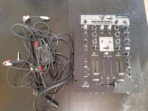 Behringer Nox404 Pro DJ Mixer and NI Audio 2 DJ for Sale in Austin, TX
