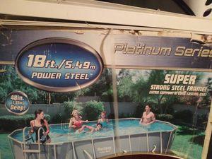 Solar pool Costco 4 months still on box for Sale in Renton, WA