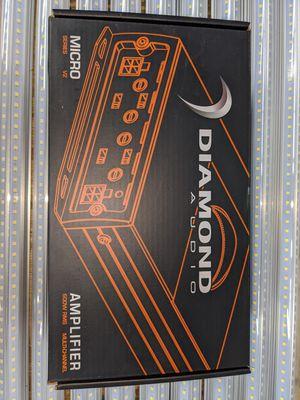 Diamond Audio Micro4v2 for Sale in Visalia, CA