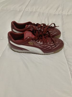 Puma leather shoes size 13 for Sale in Washington, DC
