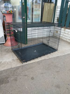 """Dog Pet Cage Steel Crate 48"""" Length for Sale in Escondido, CA"""