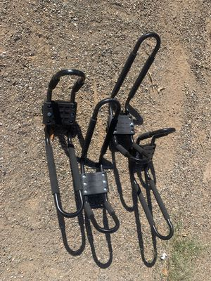 Kayak brackets for car roof top portability. for Sale in Paradise Valley, AZ