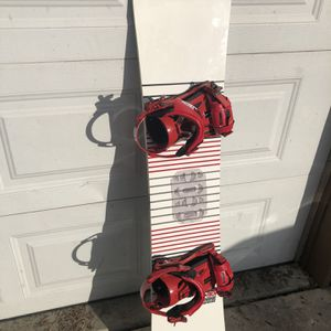Mens 152 snowboard for Sale in San Diego, CA