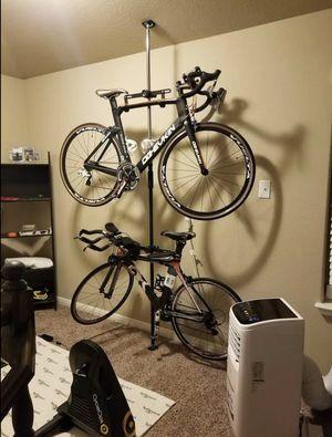 Two bike vertical rack for Sale in Los Angeles, CA