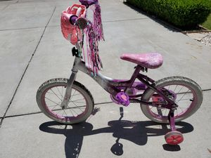 Kids bike for girl. for Sale in Clovis, CA