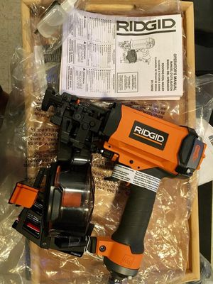 Brand new in the box RIGID nail gun for Sale in Staten Island, NY