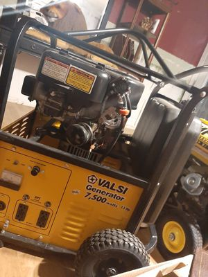 7,500 generator for Sale in Austin, TX