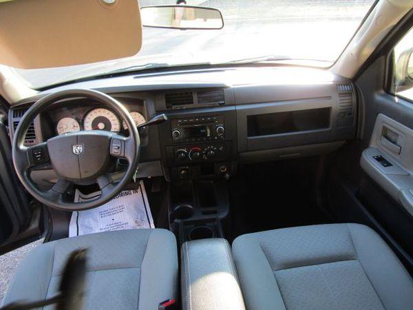 2009 Dodge Dakota Crew Cab