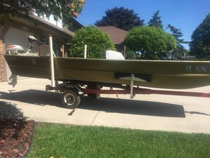 Jon boat for Sale in Orland Park, IL