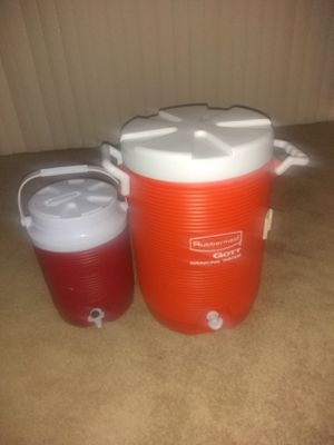 Rubbermaid Coolers for Sale in Alexandria, VA