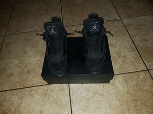 Jordan 4 black cat for Sale in Ontario, CA
