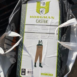 Hodgman. Caster Size Tall 12 for Sale in Detroit, MI