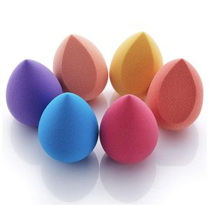 ZEHONG Beauty Blender Set 6 Pack Makeup Sponge Multi Shaped & Colored Soft Non-Latex Vegan foundation sponge Flawless Application for Liquids Conceal for Sale in Pomona, CA