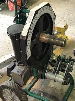 555 Pipe bender for Sale in Leesburg, VA