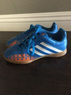 Youth- Indoor Soccer shoes for Sale in Moreno Valley, CA