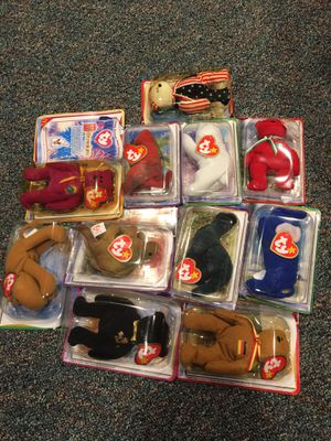 McDonalds Teenie Beanie Babies Collection for Sale in Seaford, NY