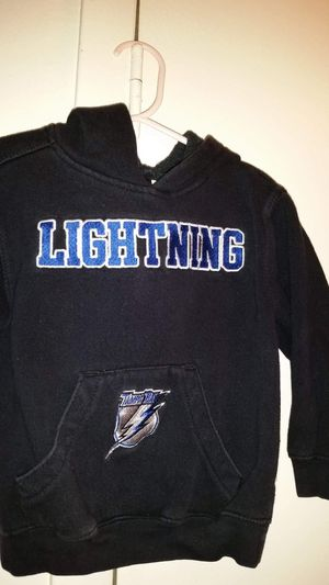 Tampa Bay Lightning my NHL hockey apparel 3T hooded sweatshirt for Sale in Largo, FL