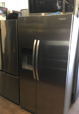 Kitchen Aid Side By Side Fridge for Sale in Costa Mesa, CA