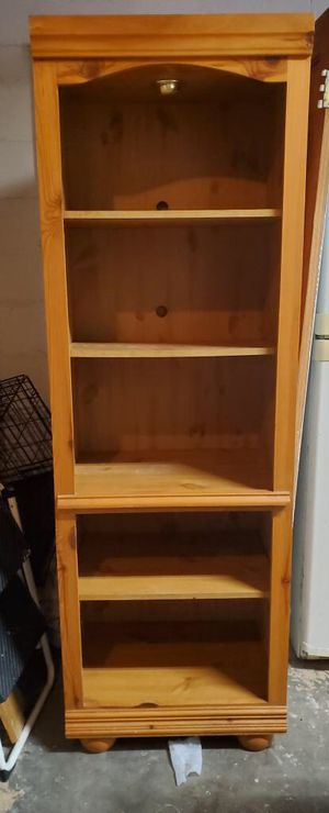 2 beautiful bookshelves for Sale in Clearwater, FL