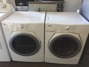 Whirlpool Front Load Washer and Gas Dryer for Sale in San Luis Obispo, CA