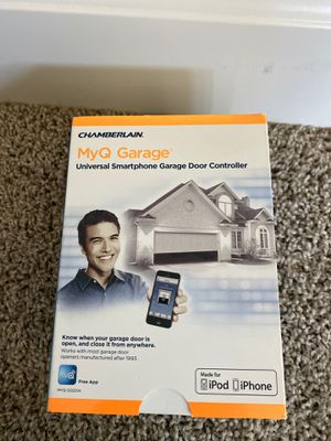 Chamberlain MyQ Garage door universal smartphone controller for Sale in Portland, OR